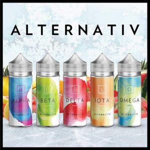 E-liquide Alternativ