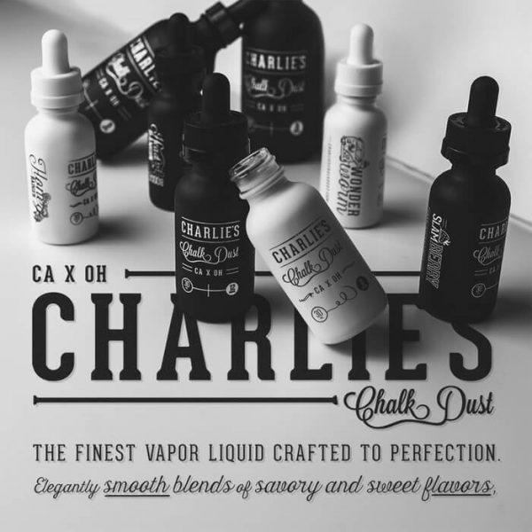 E-liquide Charlie's Chalk Dust