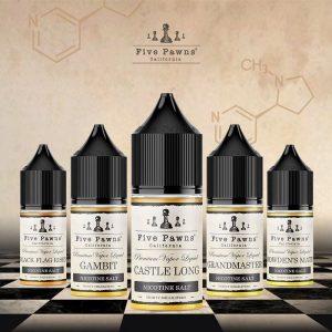 E-liquide Five Pawns