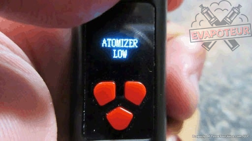 Atomizer Low