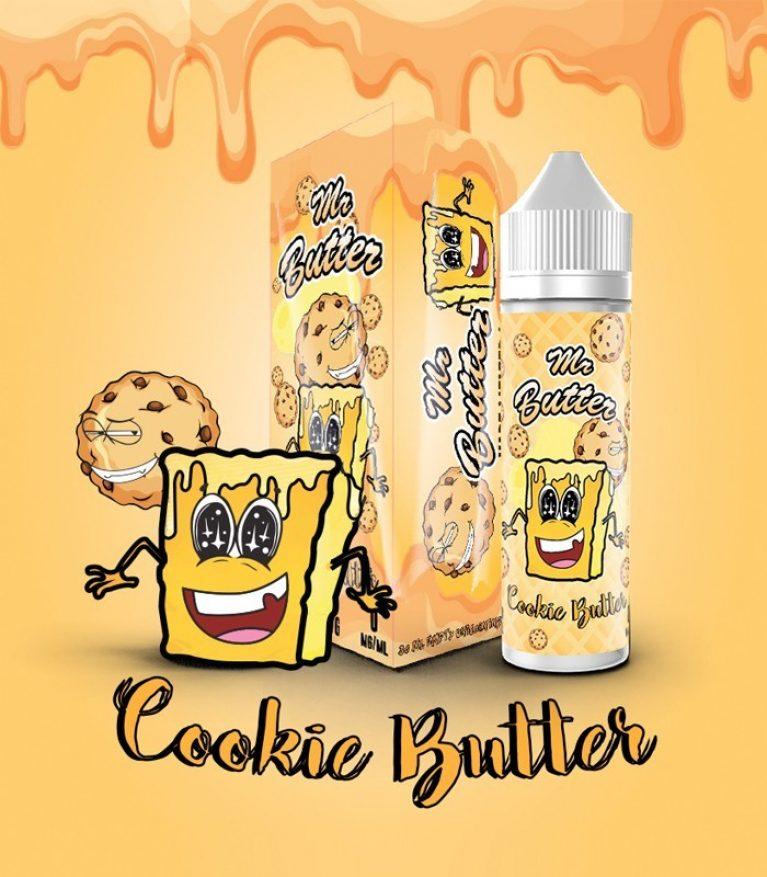 E-liquide Mr Butter