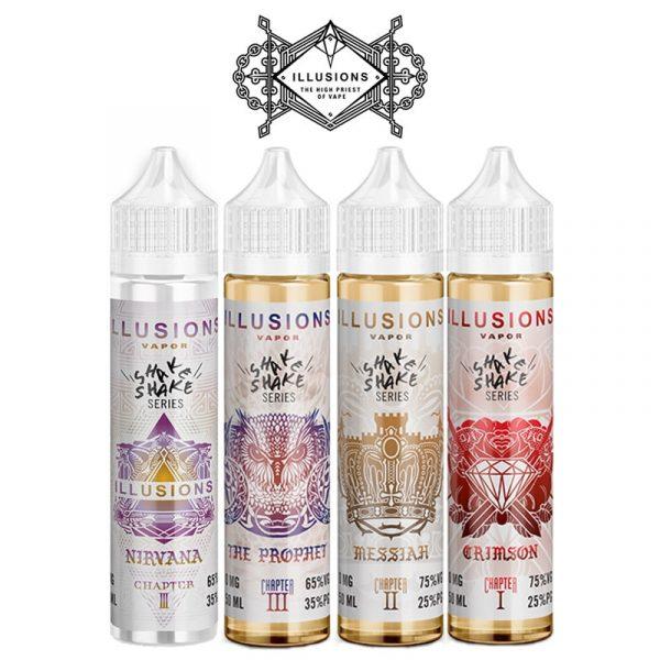 E-liquide Illusions Vapor