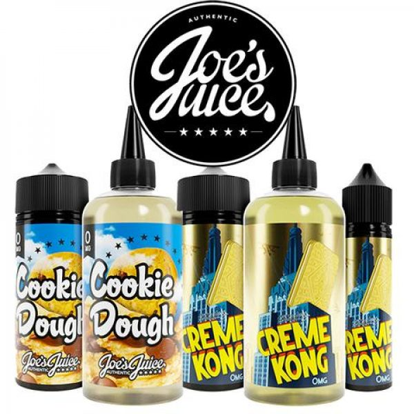E-liquide Joe's juice