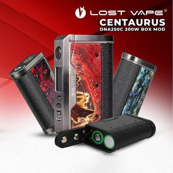 Box Centaurus DNA 250C - Lost Vape