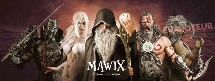 Arôme Concentré Mawix DIY