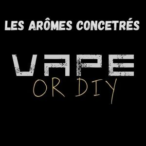 Arôme Concentré Vape Or Diy DIY