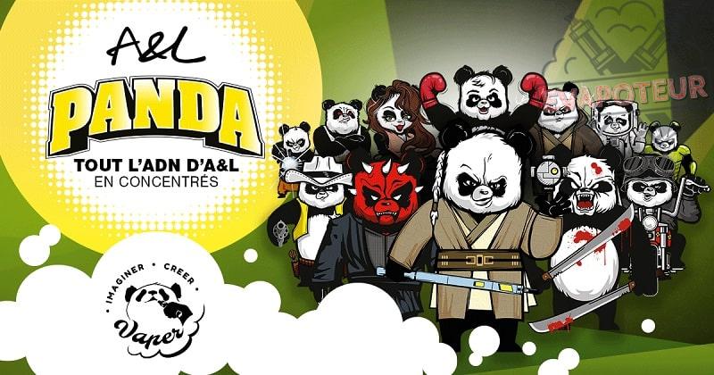 Arôme Concentré Panda DIY