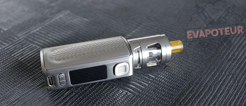 Design et construction Kit iStick S80 - Eleaf