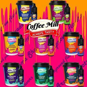 Arôme Concentré Coffee Mill DIY
