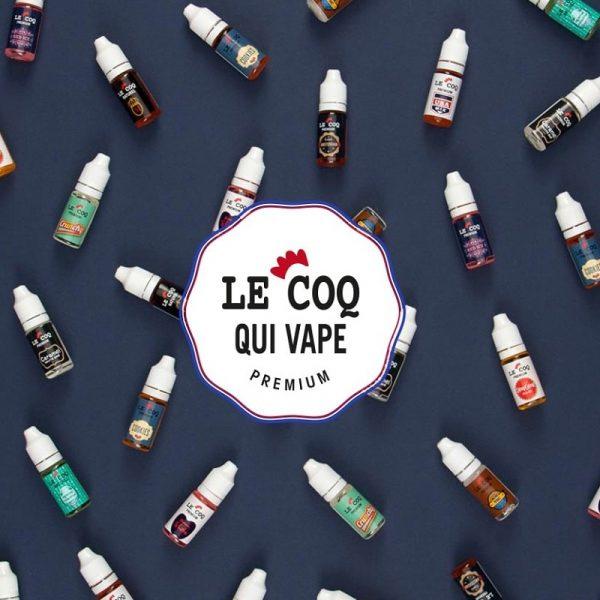 Arôme Concentré Le Coq qui Vape DIY