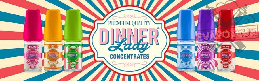 Arôme Concentré Dinner Lady DIY