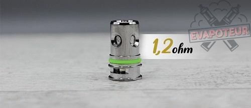 Résistances iStick S80 - Eleaf