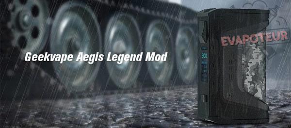 Box Aegis Legend - Geek Vape