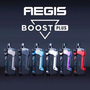 Pod Aegis Boost Plus - Geek Vape