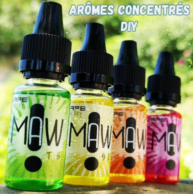 Arôme Concentré MAW DIY