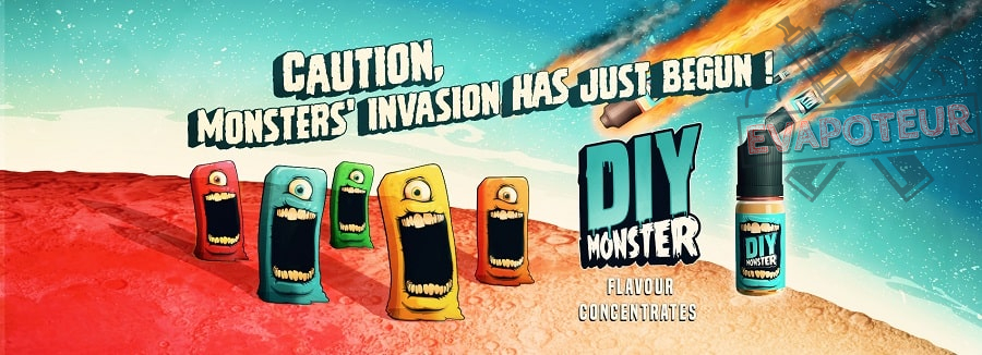 Arôme Concentré DIY Monster DIY