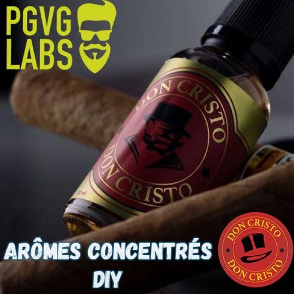 Arôme Concentré PGVG Labs DIY