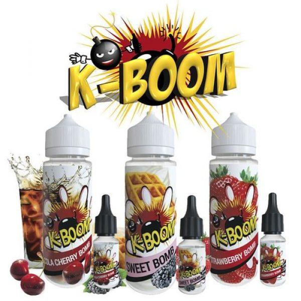 Arômes Concentrés K-Boom