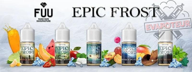 Arôme Concentré Epic Frost DIY