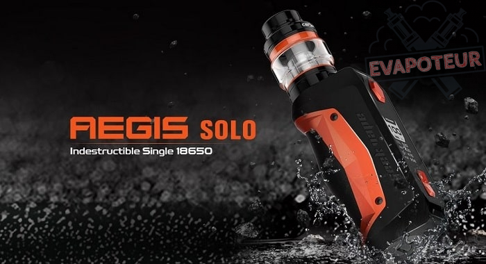 Kit Aegis Solo - Geekvape