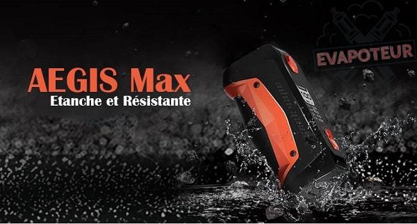 Box Aegis Max - Geek Vape