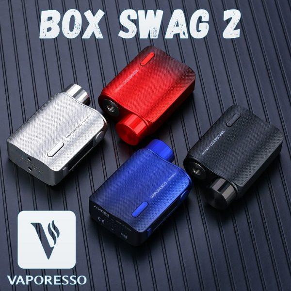 Box Swag 2 - Vaporesso