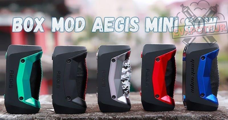 Box Aegis Mini - Geek Vape