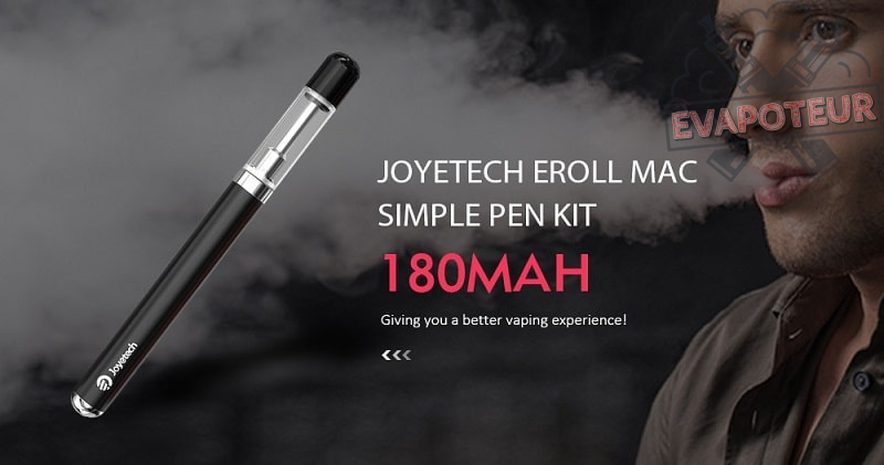 Kit eRoll Mac -Joyetech