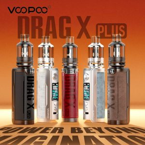 Kit Drag X Plus- Voopoo