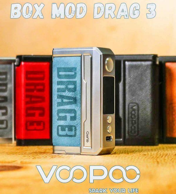 Box Drag 3 - Voopoo