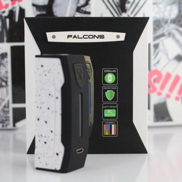 Box Falcons - Teslacigs