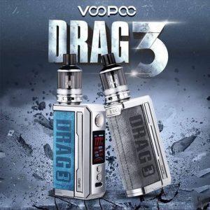 Kit Drag 3 – Voopoo