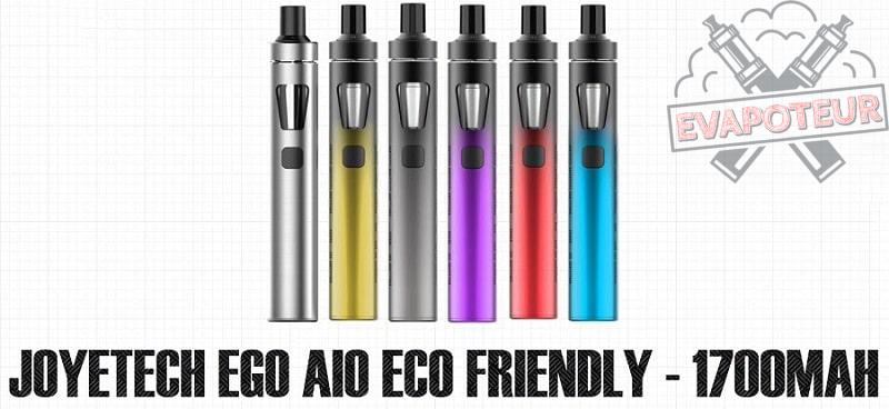 Kit Ego AIO Eco Friendly - Joyetech