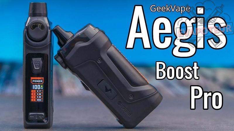 Pod Aegis Boost Pro - Geek Vape