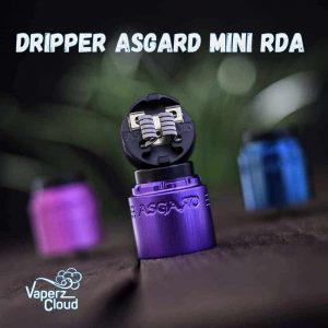 Dripper Asgard Mini RDA – VaperzCloud