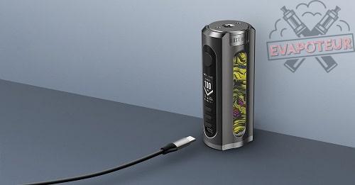 La connexion USB Box Mod