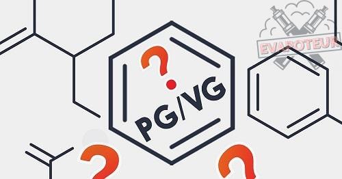 La question du dosage des PG et VG