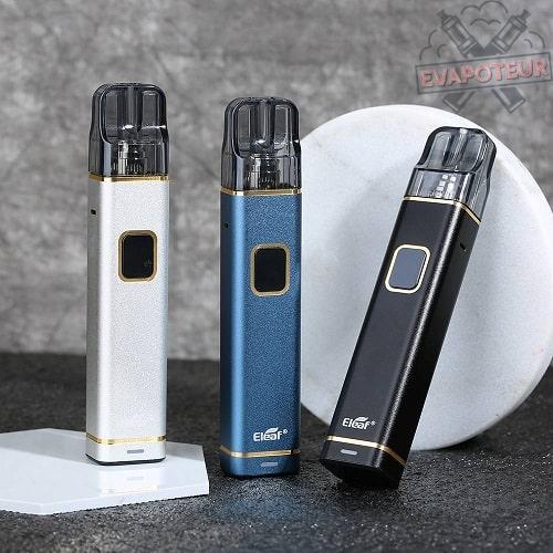 Les différents types de cigarettes électroniques POD