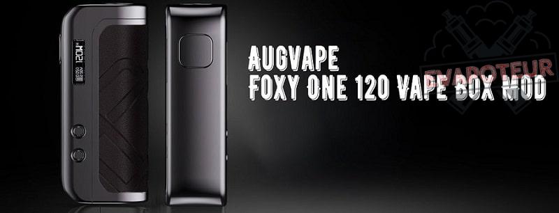 Box Foxy One - Augvape