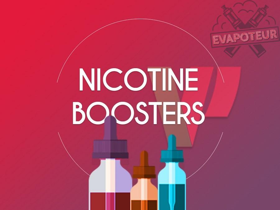 Bien choisir son booster de nicotine pour e-liquides DIY