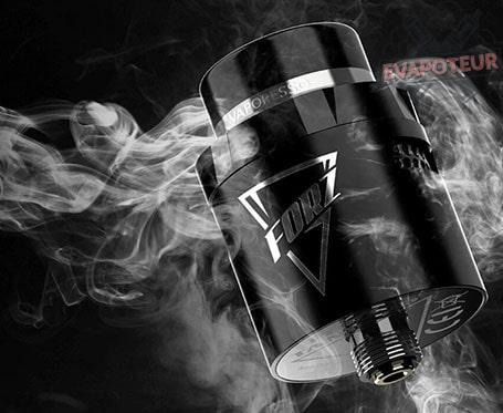 Clearomiseur Kit Forz TX80 - Vaporesso
