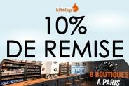 10% de remise chez Kitclope